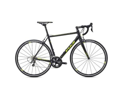 Fuji Roubaix 1.1 Road Bike -- 2017 (Black) (61)