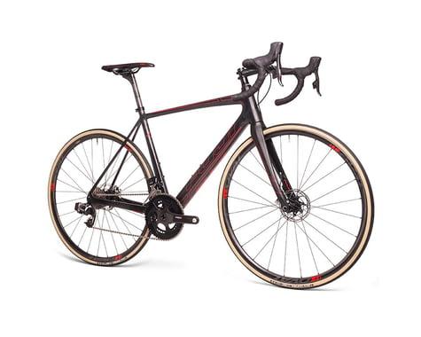 Fuji SL 1.1 Disc Road Bike - 2017 (Carbon/Red) (61)