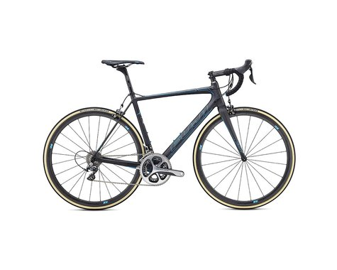 Fuji SL 1.3 Road Bike - 2017 (Carbon/Cyan) (58)