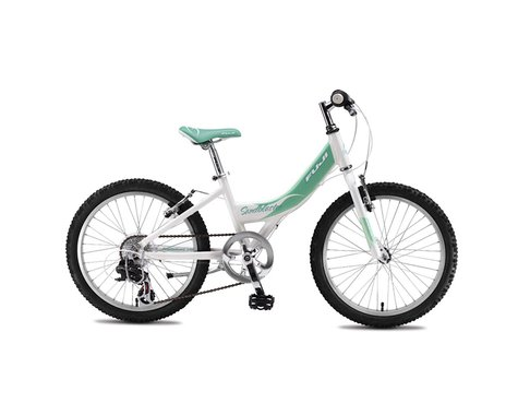 Fuji Sandblaster Kids Bike - 2011 (White) (20)