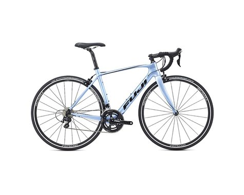 Fuji Supreme 1.3 Women's Road Bike - 2017 (Blue/Black) (56)