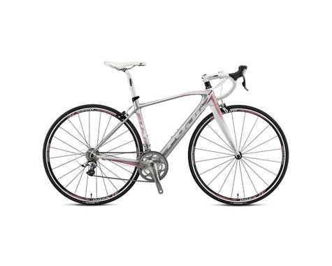Fuji Supreme 3.0 Women's Road Bike - 2011 (Silver) (53)