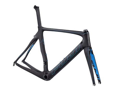 Fuji Bikes Fuji Transonic Elite Frameset - 2017 (Carbon/Cyan) (61)