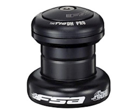 "FSA The Pig DH Pro Threadless Headset (Black) (1-1/8"") (EC34/28.6) (EC34/30)"
