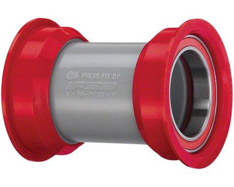 FSA Road Ceramic PressFit 30 / BBright Press Fit Bottom Bracket