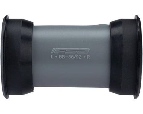 FSA MegaExo Bottom Bracket (Grey) (BB86/92) (86mm)