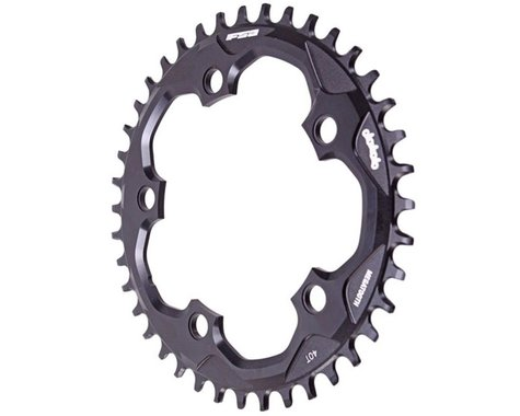 FSA 5-Bolt Chainring (Black) (110mm BCD) (Offset N/A) (40T)