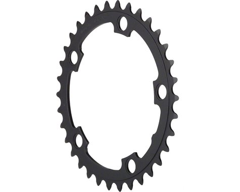 FSA Pro Road 5-Bolt Chainring (Black) (110mm BCD) (Offset N/A) (34T)