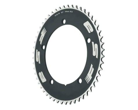 """FSA 1/2""""x1/8"""" Pro Track Chainring (Black) (144mm BCD) (51T)"""