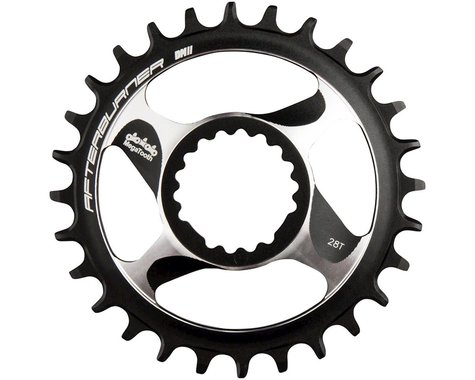 FSA Mountain Megatooth DM 1x Chainring (Black/Silver)