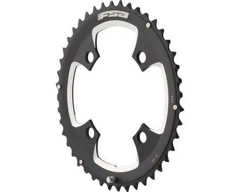 FSA Pro ATB 9sp Alloy Ring (Black) (104mm BCD) (Offset N/A) (44T)