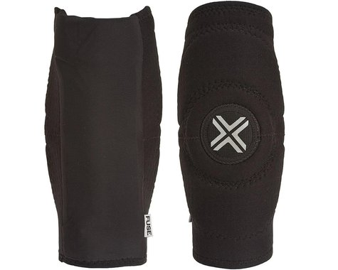 Fuse Protection Alpha Knee Sleeve Pad: Black SM, Pair (S)