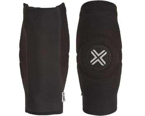 Fuse Protection Alpha Knee Sleeve Pad: Black SM, Pair (M)