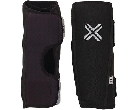 Fuse Protection Alpha Shin Whip Pad: Black 2XL, Pair (L)