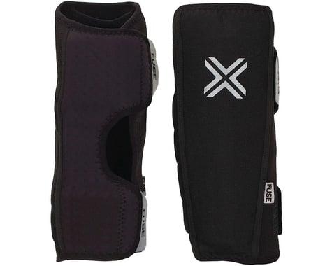Fuse Protection Alpha Shin Whip Pad: Black 2XL, Pair (XL)