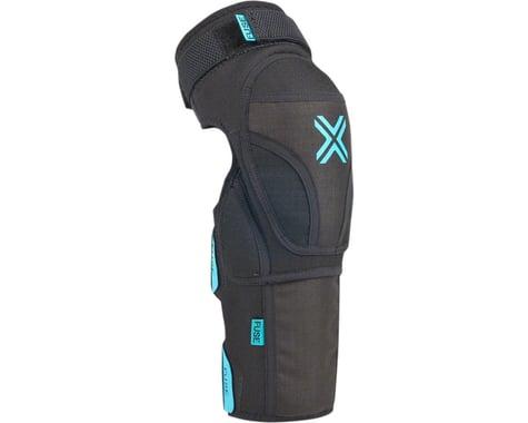 Fuse Protection Echo 75 Knee Shin Combo Pad: Black MD, Pair (L)