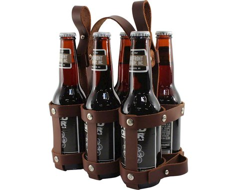 Fyxation Leather 6 Pack (Caddy Brown)