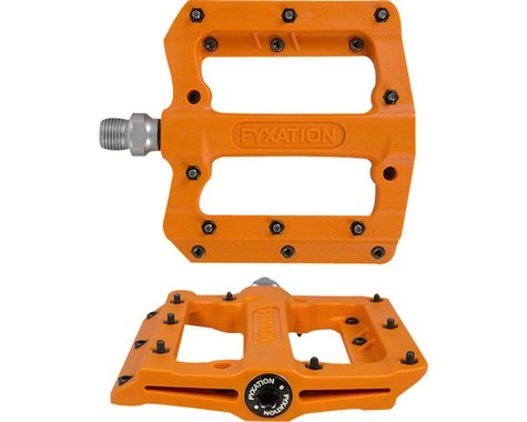 Fyxation Mesa MP Pedals (Orange) (Composite)