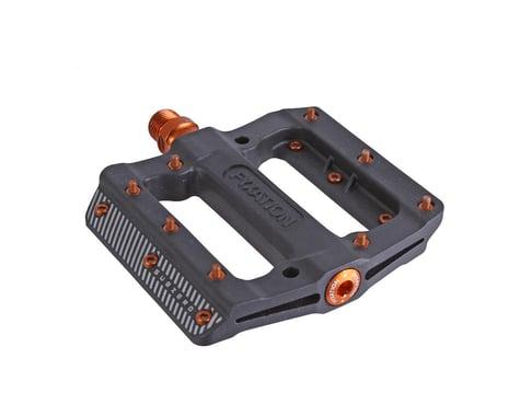 Fyxation Mesa MP Subzero Pedals (Black/Orange) (Nylon)