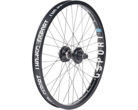 GSport Elite Freecoaster Wheel (LHD) (Black) (20 x 1.75)