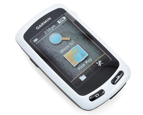 Garmin Edge Touring GPS Bike Computer (White)