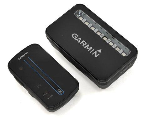 Garmin Varia Radar Head Unit And Taillight Bundle