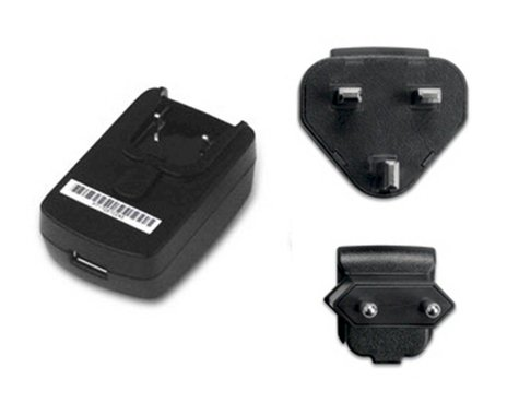 Garmin AC Adapter USB Port (Europe Plug)