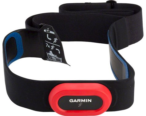 Garmin Heart Rate Monitor HRM-Run w/ Running Dynamics (Black/Red)