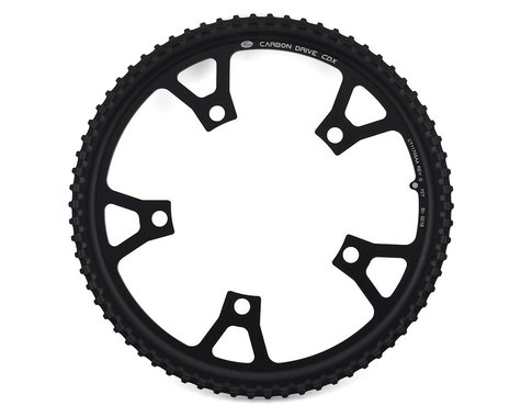 Gates Carbon Drive CDX CenterTrack Front Sprocket (70T)