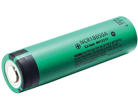 Gemini 1 Cell Rechargeable Lithium Ion Battery