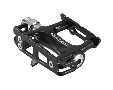 Genetic Pro Track Pedals (Black)