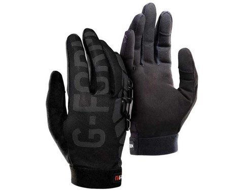 G-Form Sorata Trail Bike Gloves (Black) (XS)