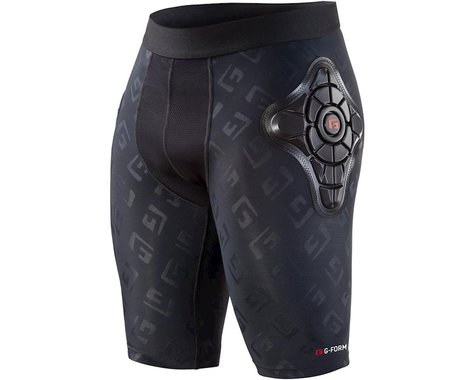G-Form Pro-X Youth Short (Black/Embossed G)