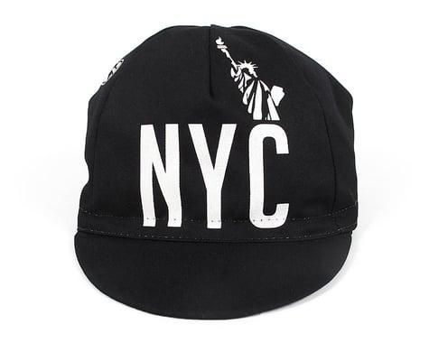 Giordana NYC Landmarks Caps (Black) (One Size Fits Most)