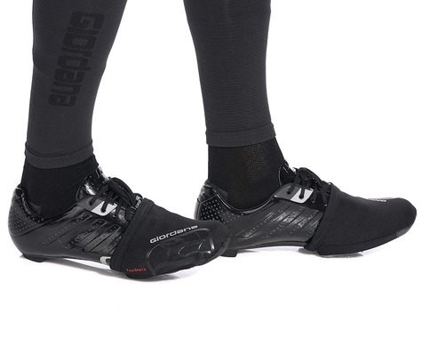 Giordana Neoprene Toe Cover (Black) (S)