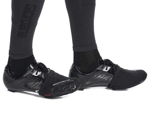 Giordana Neoprene Toe Cover (Black) (XL)