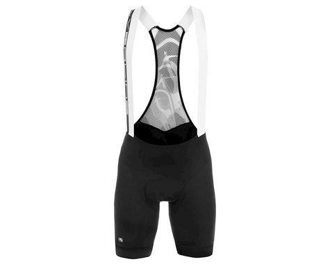 Giordana SilverLine Bib Short (Black) (2XL)