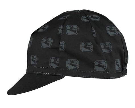 Giordana Sagittarius Cotton Cycling Cap (Black)