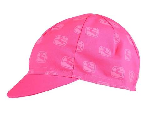 Giordana Sagittarius Cotton Cycling Cap (Pink)