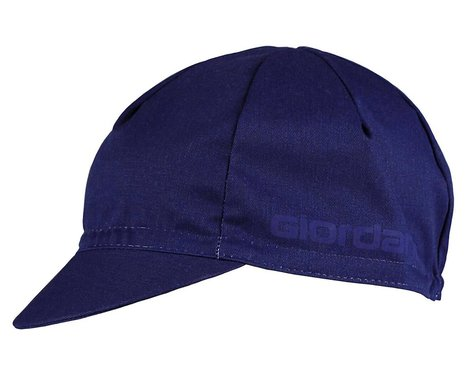 Giordana Solid Cotton Cycling Cap (Purple) (One Size Fits Most)