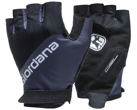 Giordana Versa Gloves (Black/Titanium) (M)