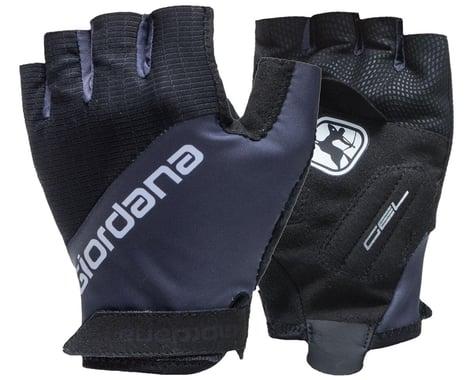 Giordana Summer Gloves Versa Gel (Black/Titanium) (XL)
