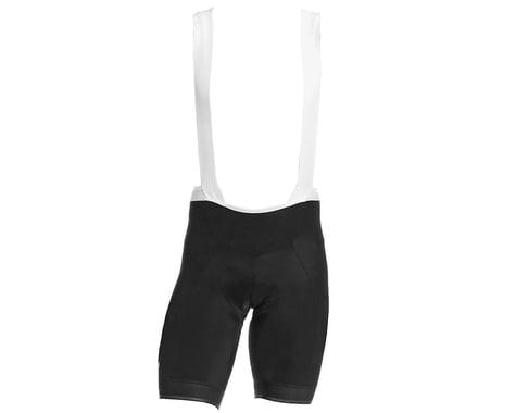 Giordana Fusion Bib Short (Black) (M)