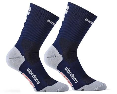 Giordana FR-C Sock Tall Cuff (Midnight Blue) (S)