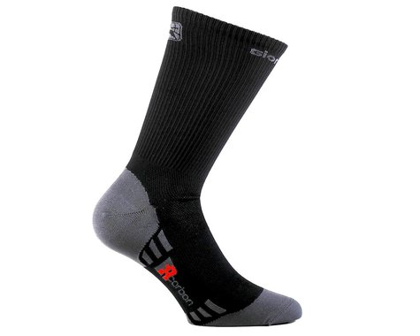 Giordana FR-C Tall Sock (Black) (S)