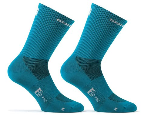 Giordana FR-C Tall Solid Socks (Petrol) (S)