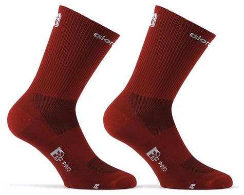 Giordana FR-C Tall Solid Socks (Sangria) (M)