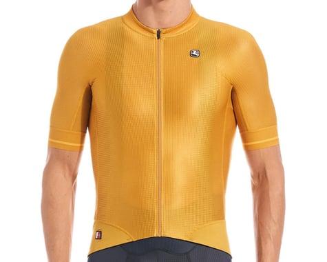 Giordana Men's FR-C Pro Short Sleeve Jersey (Mustard Yellow) (S)