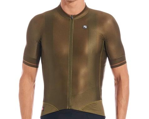 Giordana Men's FR-C Pro Short Sleeve Jersey (Olive Green) (M)