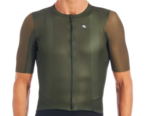 Giordana SilverLine Short Sleeve Jersey (Army) (L)